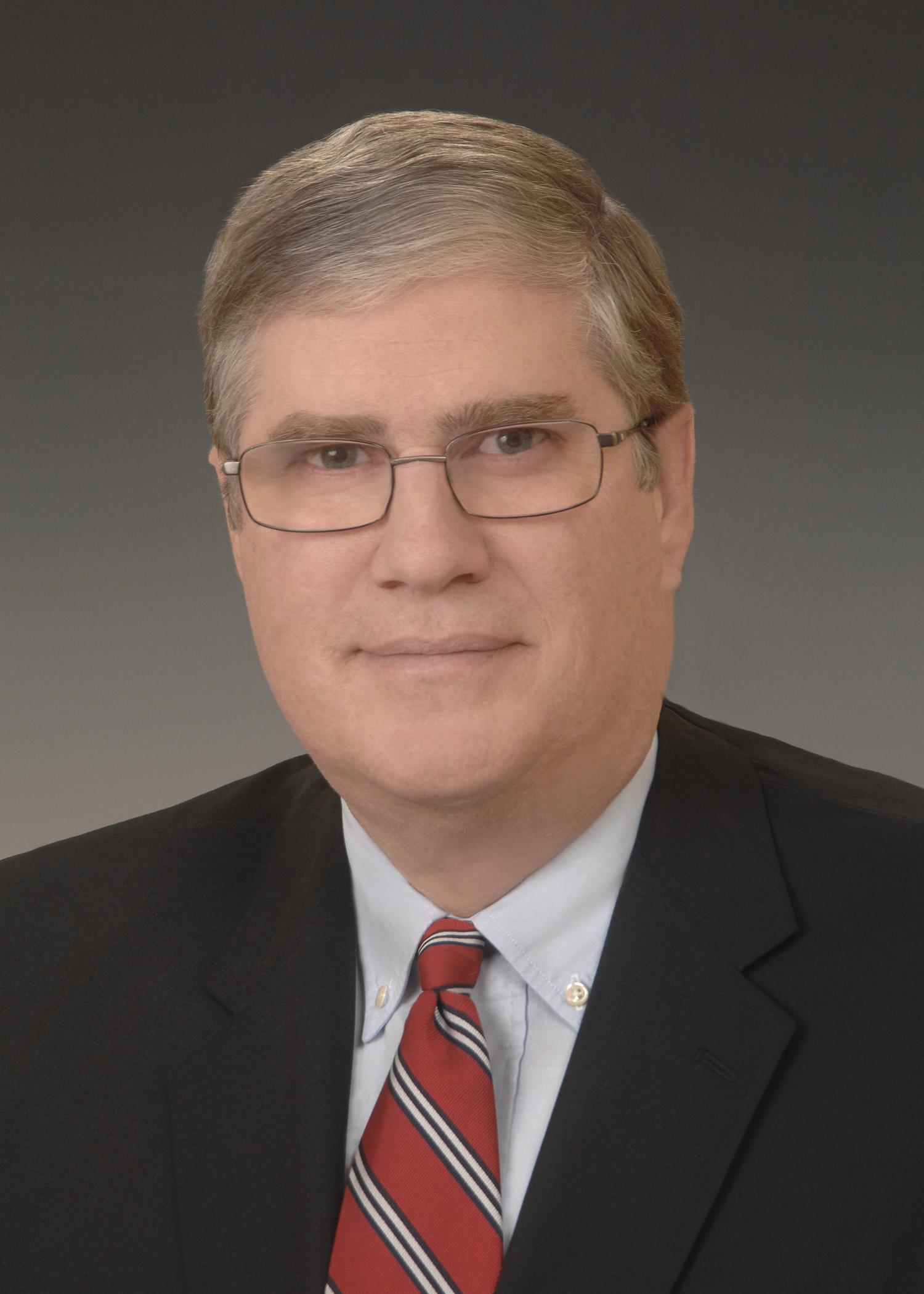 Mark J. Meiklejohn Headshot