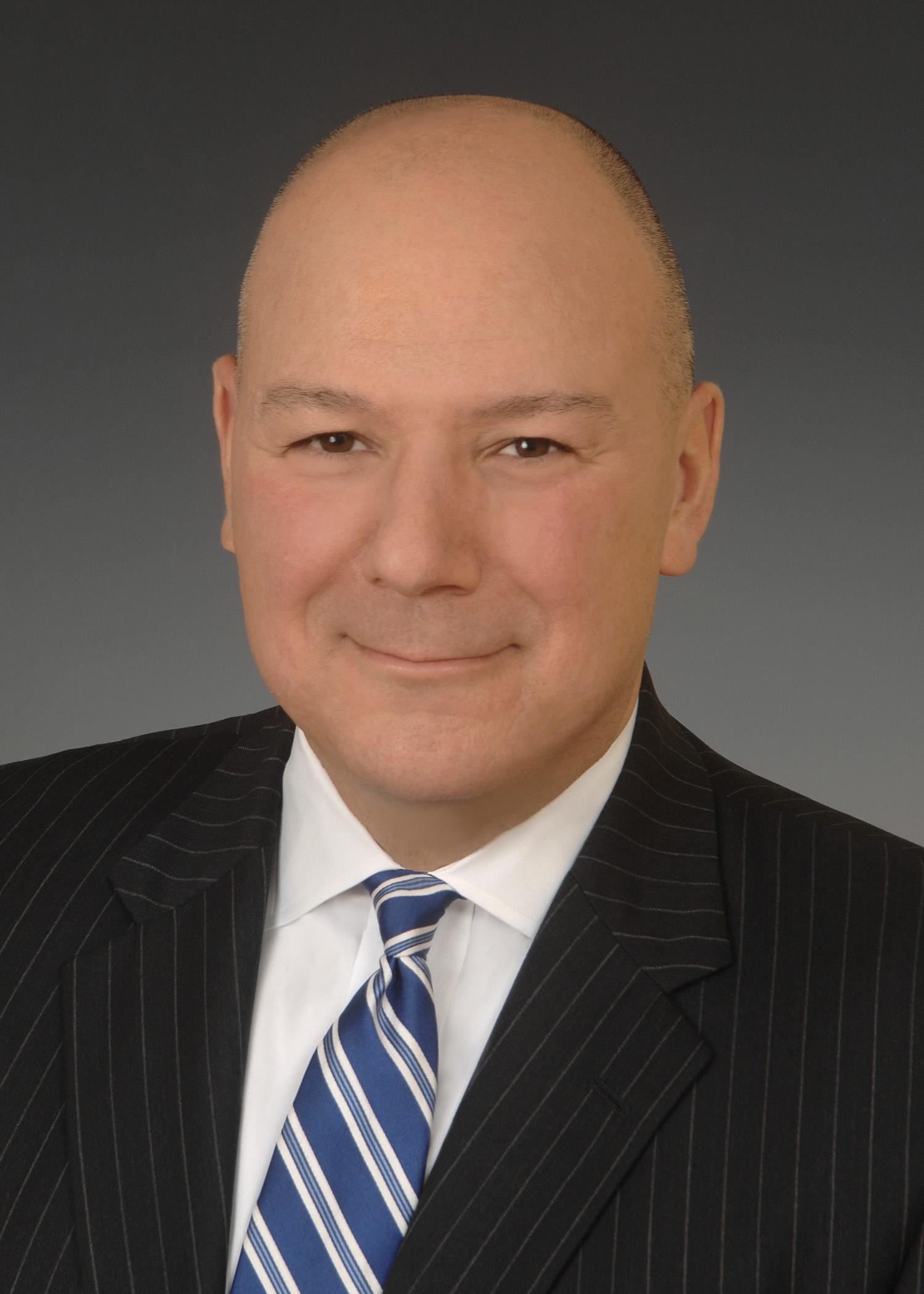 William C. Tsonos Headshot