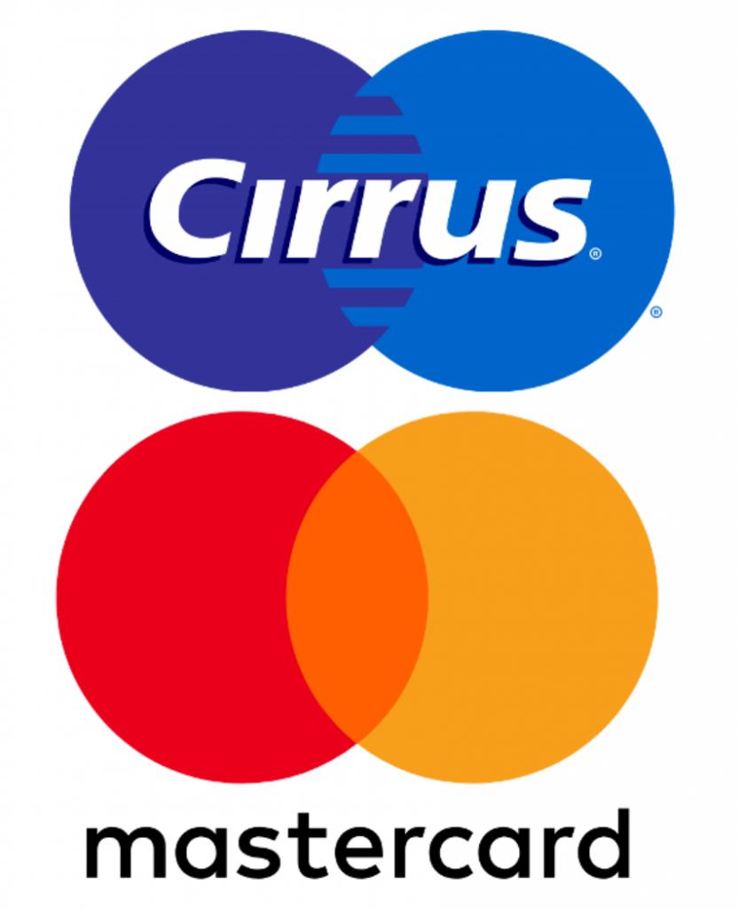 Cirrus Mastercard Logo